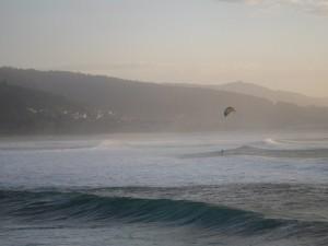 kitesurf Galicia